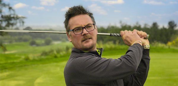 Mark Pinkett - Golf Coach