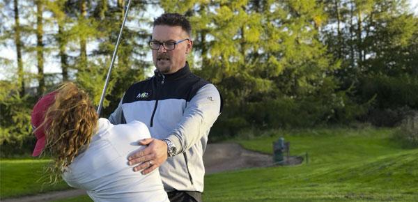 Mark Pinkett - Golf Lessons